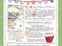 Susan branch recipes art on pinterest branches for Country living magazine recipes