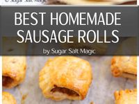 sausage roll,pasty,pie