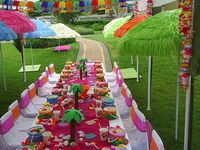 240 Best Luau Party Images On Pinterest Cooking Food