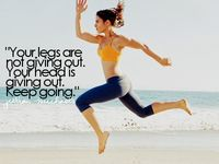 fitness inspiration and ideas