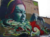 Street art and craft