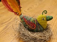 Birds - Felt, Fabric & Beyond