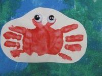 Hermit Crab - Crab Crafts