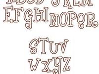 Fonts & Monograms