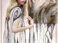 Fashion Sketchbook and Portfolio Inspiration
