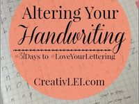 ... on Pinterest | Handwriting exercises, Fake calligraphy and Pdf book