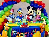 Birthday: Mickey and Friends