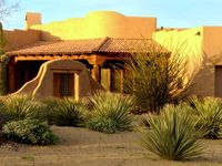 Traditional and contemporary architecture, design, and landscapes of the arid southwest