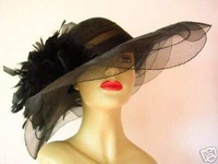 I love hats whether new or vintage. Many are pieces of art and it's too bad they don't come back into fashion.