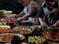 Downton Abbey Food