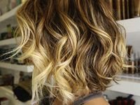 Hairstyles, cuts, colors
