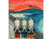 Parodies and tributes to Edvard Munch's The Scream