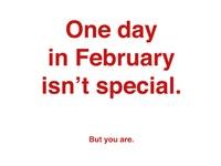 anti valentines for aus post