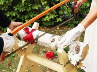 Hochzeitsbaum Fingerabdruck 60x60 Mit Namen Datum Inkl Zubehor Set Stempelkissen Stift Anleitung Baum Hochzeit Fingerabdruck Baum Hochzeit Hochzeitsbuch