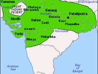 maps of historical india
