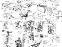 Industrial Sketch