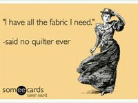 The Quilter in Me