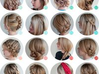 Braids / Braids and other hairstyles