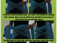 how to make your rib cage smaller after pregnancy