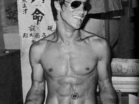 BRUCE LEE. Please enjoy my Bruce Lee photos. Bruce Lee is a true Legend and I want to represent Bruce Lee in the best way possible. Bruce Lee is my hero.