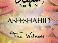 Asma-ul-Husnah