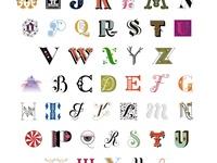 Crafts-Lettering