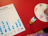 Kinder Math Manipulators