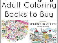 Coloring Pages / Printable Adult Coloring Books