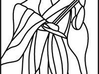 solomon asks for wisdom coloring page - solomon build the temple coloring pages coloring pages