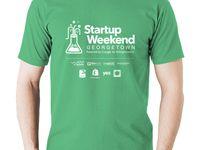 startupweekend T-shirt