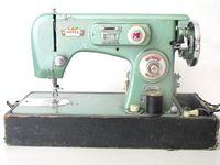 pretty sewing machine