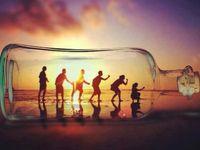 Funny beach pic