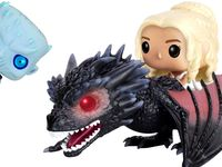 Geek Funko Pop! Figures / A growing collection of my favourite Funko Pop! figures based on Game of Thrones, Sailor Moon, Bleach, Fairy Tail, Harry Potter, The Avengers, and other geek franchises.