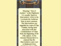 Clan Badge Tartan History Bookmarks / Proudly display your heritage with these fabulous Clan Badge Tartan Bookmarks. Available as singles or in larger quantities. Enquire about your Clan at any time.