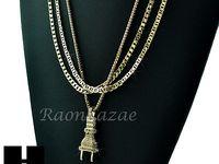 Men's Necklace Set
