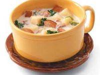 Chowders -- Potato or Corn
