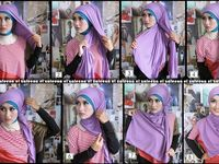 ... about Hijab on Pinterest | How to wear, Hijab tutorial and Tutorials