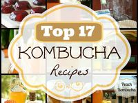 Kombucha drinks, how to create your own brew and how to flavor drinks you can enjoy. Holiday, Summer add fresh or frozen berries, herbs or mix and match combinations