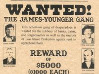 Wanted Posters on Pinterest | Sitting Bull, Geronimo and Poster