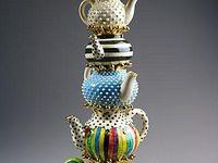 Teekannen/Kaffeekannen