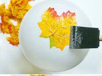 Autumn crafts!