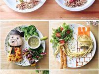 Прикольная еда для детей