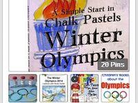 Homeschool Unit Study Winter Olympics 2014