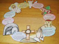 jesus cares craft ideas