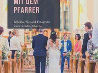 Pin Auf Kirchliche Hochzeit