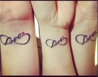 Mom/Daughter Tattoos