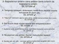 Guzel sozler/quotes