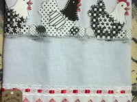 bordados  con telas