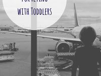 Travel with Kids / Tips, tricks and inspiration for family travel and travel with kids on a plane, in a car, international and more! Find out what to pack and what to do while you are away.