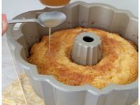 Çember kalıplı kek